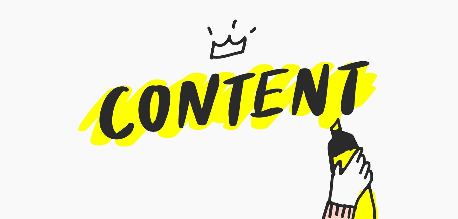 質の高いコンテンツ